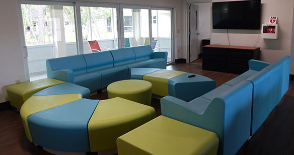 Emergency Shelter and Youth Services Building Interior | Youth Haven Naples, Florida