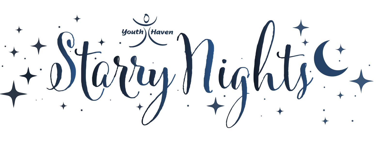 Youth Haven Annual Events Starry Nights Logo | Youth Haven SWFL