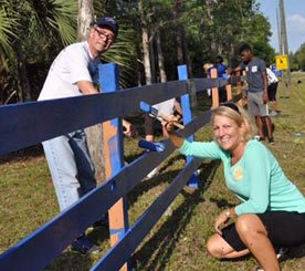 Volunteer for Campus Beautification at Youth Haven | Naples, Florida Youth Shelter